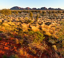 Red Centre Australia by Russell Charters