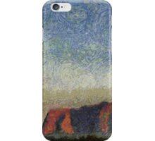 Uluru - Ayers Rock iPhone Case/Skin