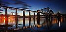 The Bridges by Night by Chris Cherry
