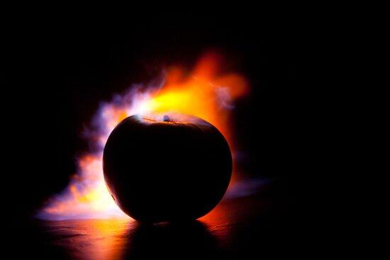 Cooking Apple by Jon Bradbury
