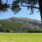 North Wales landscape by Abigail Langridge
