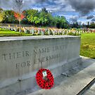 Their Name Liveth For Evermore - HDR by Colin J Williams Photography