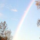 Rainbow & Clouds... by Photos55