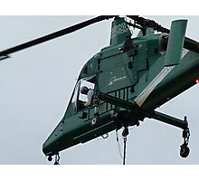 KMAX Heavy Lift Helicopter Photographic Print