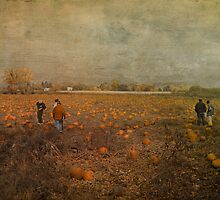 Pumpkin Pickers by enchantedImages