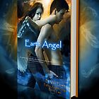 Earth Angel Book Cover. E. Van Lowe by Adara Rosalie