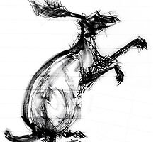 Hare (Larger Print) by Scribure