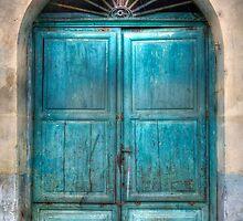 Blue Door by David Tinsley