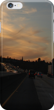 Sunset Commute... by Photos55