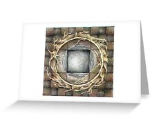 wheel 1: Unified Source Greeting Card