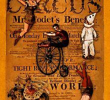 At the Circus by Sarah Vernon