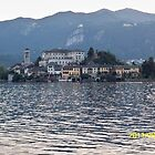 IL LAGO D&#x27;ORTA - ISOLA DI SAN  GIULIO - ITALY- 3300 VISUALIZZAZ.GENNAIO 2013 -featured in italy 500+ &amp; RB EXPLORE 14 NOVEMBRE 2011 --- by Guendalyn