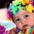 Oh Colorful Baby! by Nancy  Vice