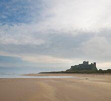 Bamburgh Castle  by StephenRB