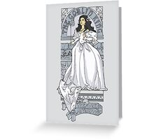 Theatre de la Labyrinth TF version Greeting Card