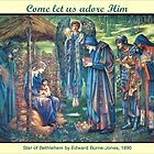 Edward Burne-Jones' The Star of Bethlehem by Harveylee