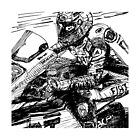 MotoGP sketch by burramys