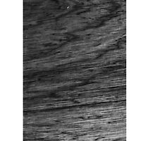 iphone case - black wood surface by ozyardiansyah