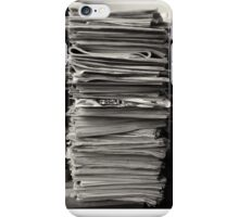 iphone case - old papers  iPhone Case/Skin