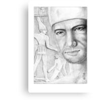 Imagining Narmer Canvas Print