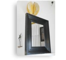 The magic mirror... Canvas Print