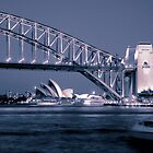 Sydney in Blue Pink by kendall1