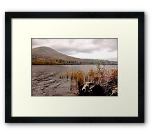 The Lake at Buttermere Framed Print