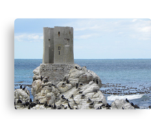 Old Light House at Betty's Bay Canvas Print