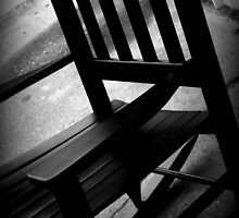 The Rocking Chair by DionNelson
