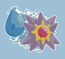Cascade Badge Starmie T-Shirt