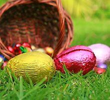 Easter Eggs by Kelvin  Wong