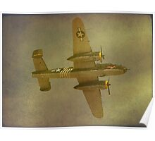 B24J Mitchell  -  Executive Sweet Poster
