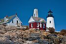 Pemaquid Lighthouse II by PhotosByHealy