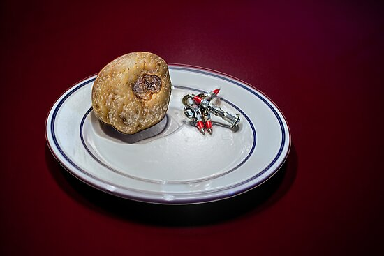 Spud and Fries by Peter Maeck