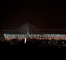 National Stadium, Warsaw by Kasia-D