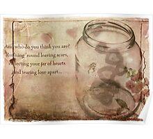 Jar of Hearts Poster