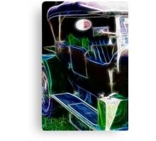 Jalopy Canvas Print
