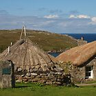 Blackhouse Village (1) by kalaryder
