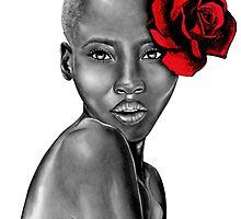 Uzuri ~ Red by Philece. R