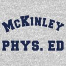 McKinley Phys. Ed by waywardtees
