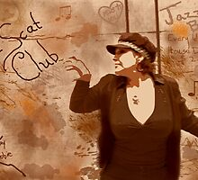 The Scat Club by deborah zaragoza