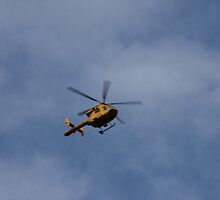 Air Ambulance by crazyman53
