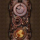 Infernal Steampunk Timepiece by Steve Crompton