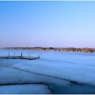 Frozen S. Lake by LocustFurnace