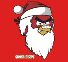 Santa Birds by nadievastore