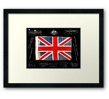 """In Memory Of PFC Alfred Earnest Hawkins"" Framed Print"