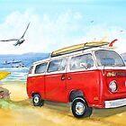 Dwynn's VW by Rob Beilby