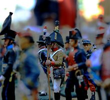 Toy Soldiers by Gareth Slavin