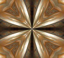 Teapot_Kaleidoscope Card by Diane Johnson-Mosley