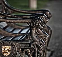 Benches by Patrick Metzdorf